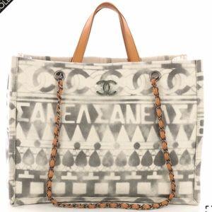 Chanel Iliad Tote